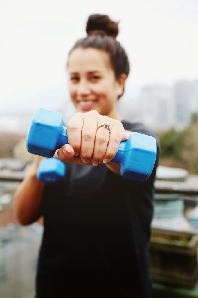 Upper Body Workout Routine For the Home