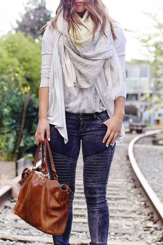 to vogue or bust, vancouver style blog, vancouver fashion blog, vancouver lifestyle blog, vancouver health blog, vancouver fitness blog, vancouver travel blog, canadian fashion blog, canadian style blog, canadian lifestyle blog, canadian health blog, canadian fitness blog, canadian travel blog, alexandra grant, aritzia blanket scarf, aritzia scarf, how to tie the aritzia blanket scarf, how to wear the aritzia blanket scarf, aritzia blanket scarf tutorial, james jeans moto jeans, gentle fawn tie dye tank top, left on houston cardigan, j.crew heels, roots leather bag, blanket scarf tutorial, spring scarf tutorial, best fashion blogs, best style blogs, best lifestyle blogs, best health blogs, best fitness blogs, best travel blogs, top fashion blogs, top style blogs, top lifestyle blogs, top health blogs, top fitness blogs, top travel blogs