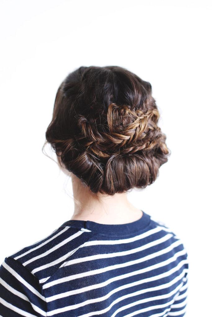 Best wedding hair tutorials