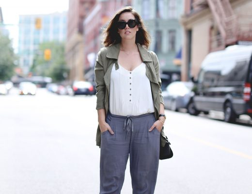 How to wear the pyjama trend