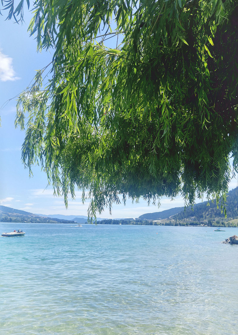 Best lakes in the Okanagan, Canada