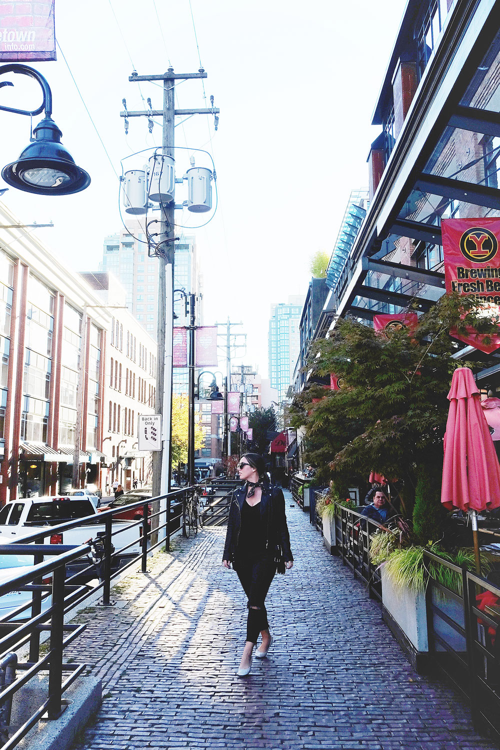 Alexandra Grant of To Vogue or Bust shares the best restaurants in Vancouver for Taste of Yaletown 2016