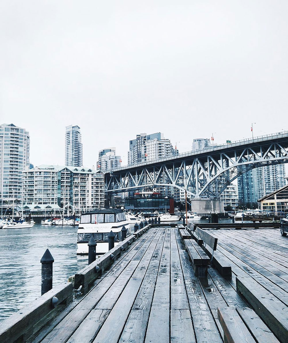 12 Of Instagram S Most On Point Coastal Looks: The 12 Most Instagrammable Spots In Vancouver