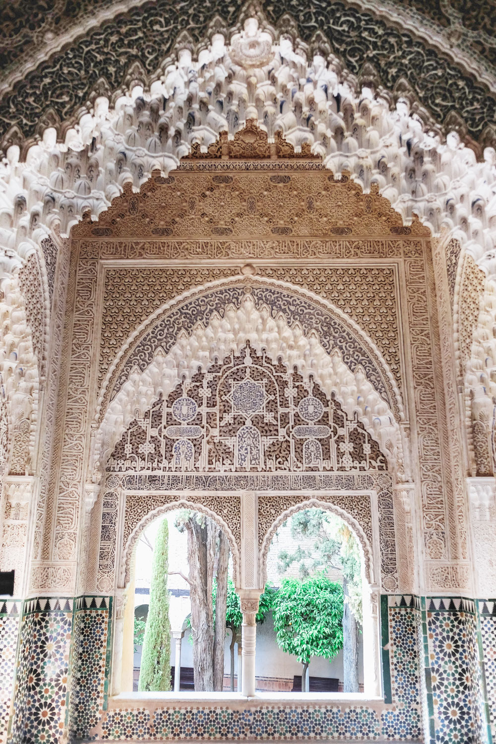 Spain travel tips, what to do in seville, seville weekend guide, seville travel guide, granada travel guide, frigiliana travel tips, costa del sol weekend guide, best views of the alhambra, alcazar granada guide, what to see in seville, what to see in granada, what to do in granada, spain travel guide by To Vogue or Bust
