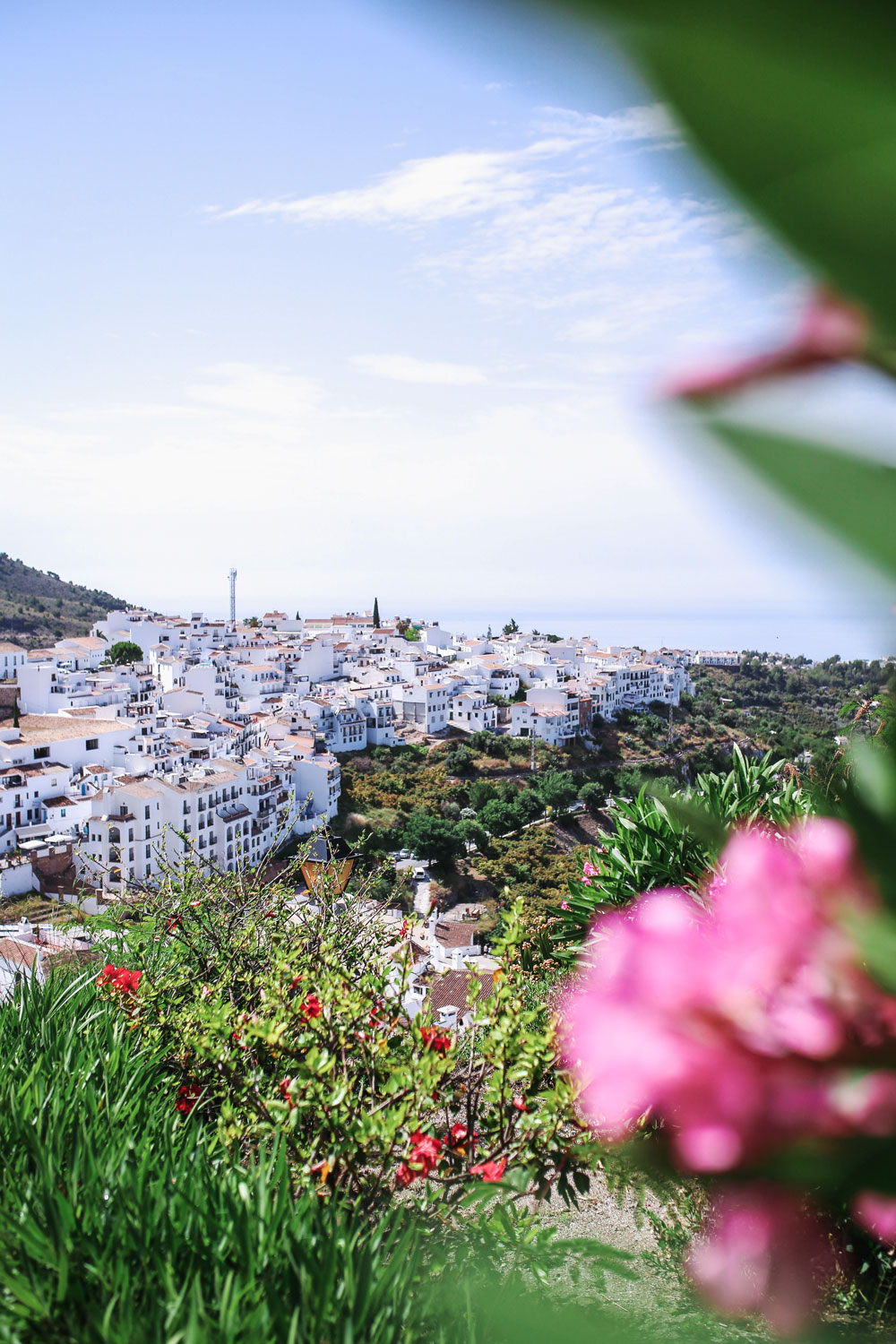 Best views in frigiliana by To Vogue or Bust