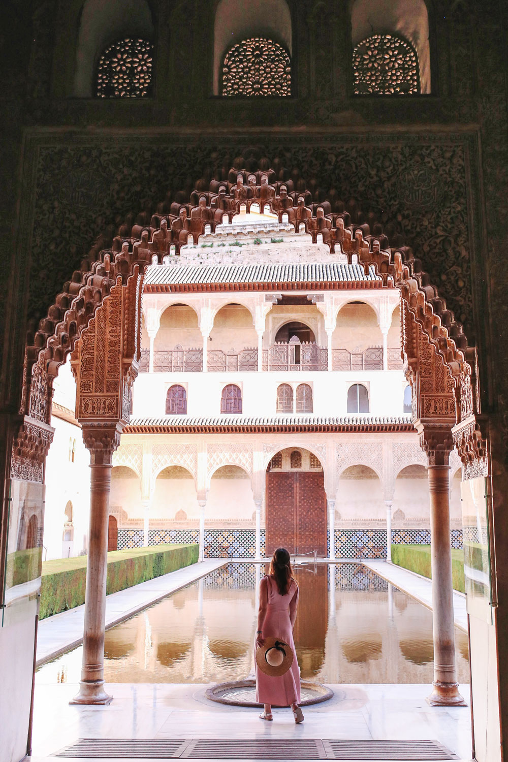 Guide to the alhambra by by To Vogue or Bust