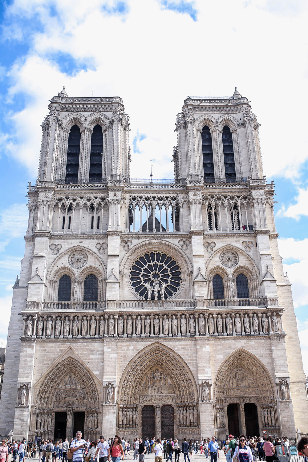 Guide to notre dame paris by To Vogue or Bust