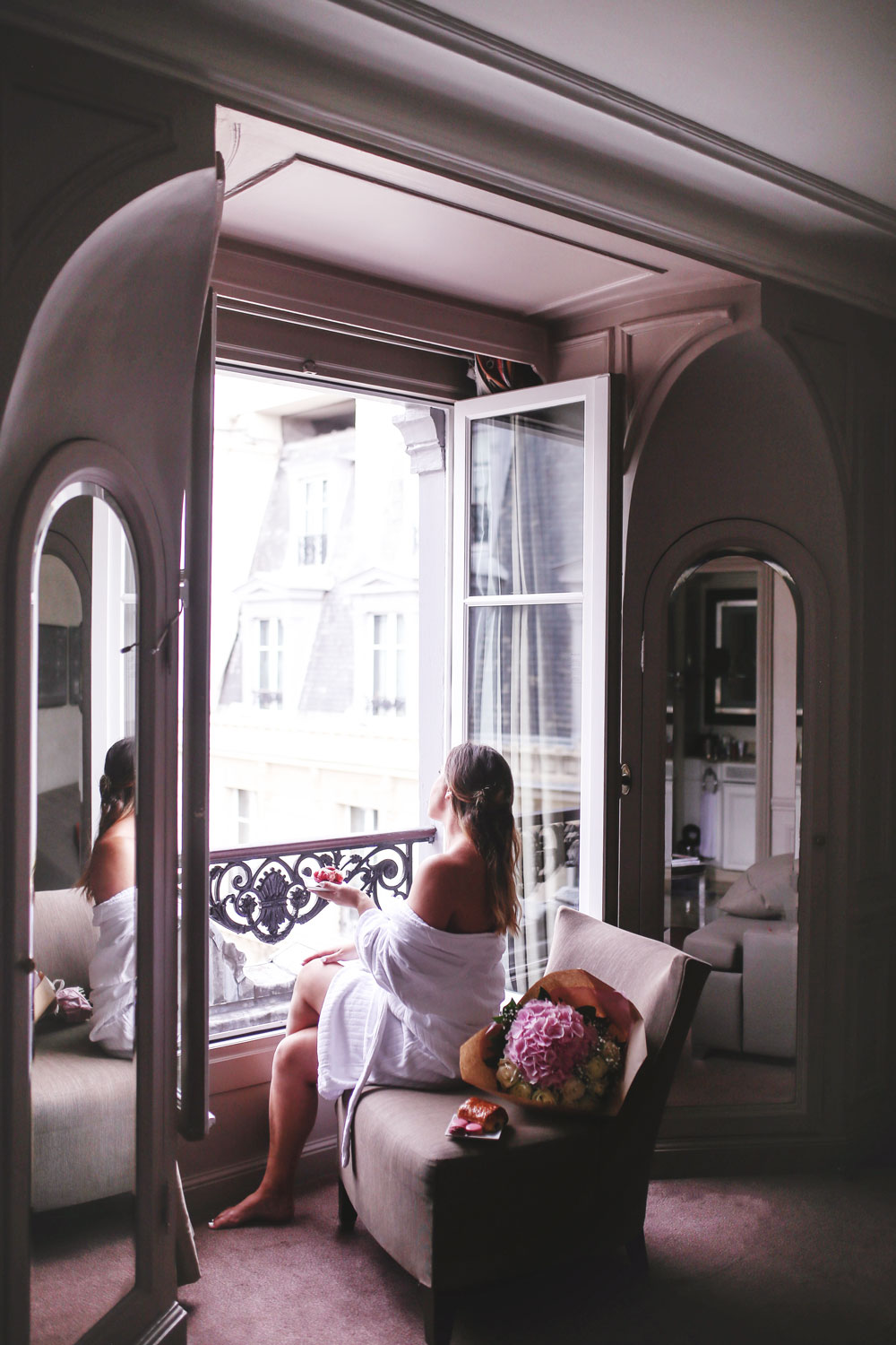Westin paris room review by To Vogue or Bust