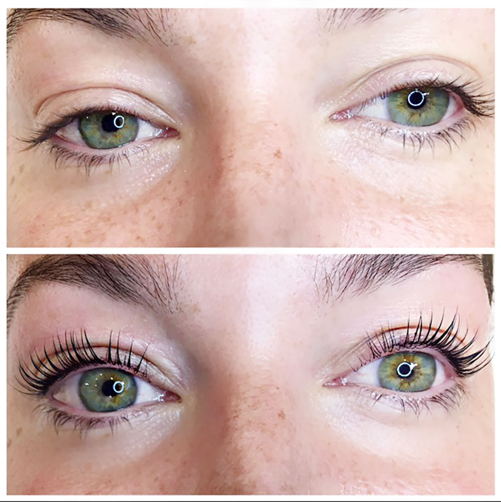 What to do before flying eyelash lift by To Vogue or Bust