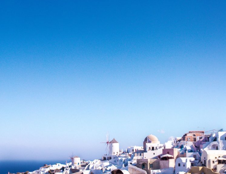 Best views of santorini by To Vogue or Bust