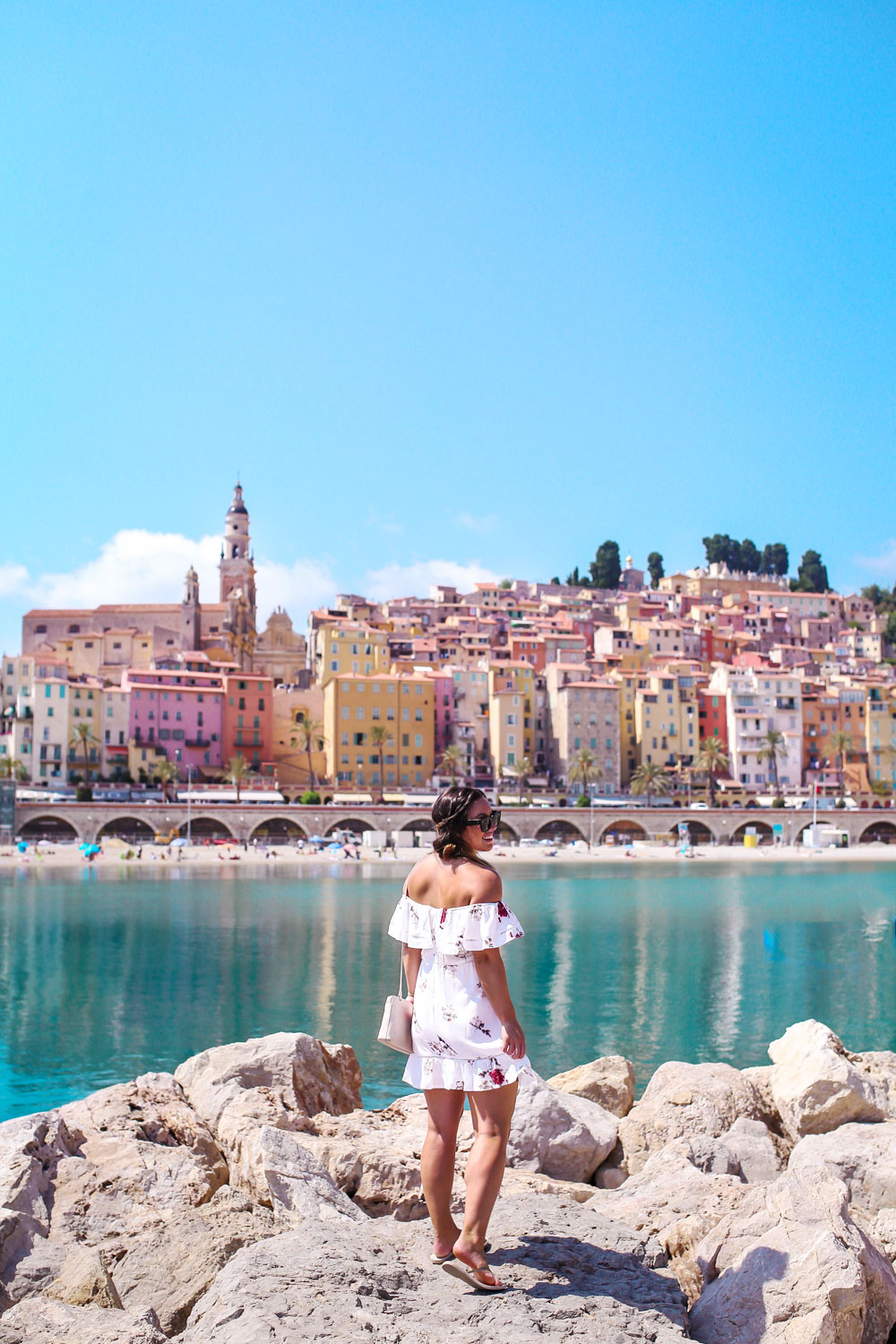 Menton france trip itinerary by To Vogue or Bust