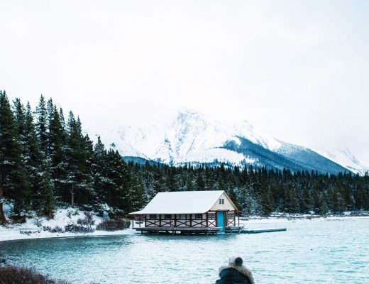 What to see in jasper lake moraine park by To Vogue or Bust