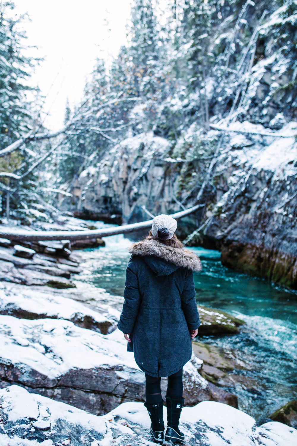 Jasper alberta itinerary by To Vogue or Bust