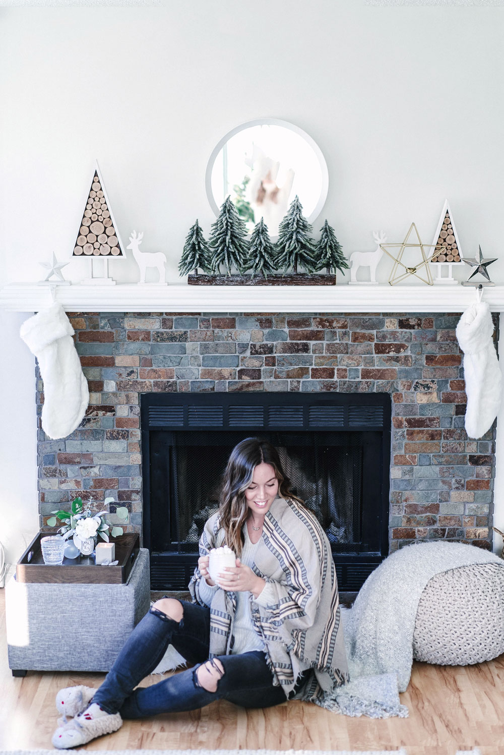 Urban barn holiday decor ideas by To Vogue or Bust