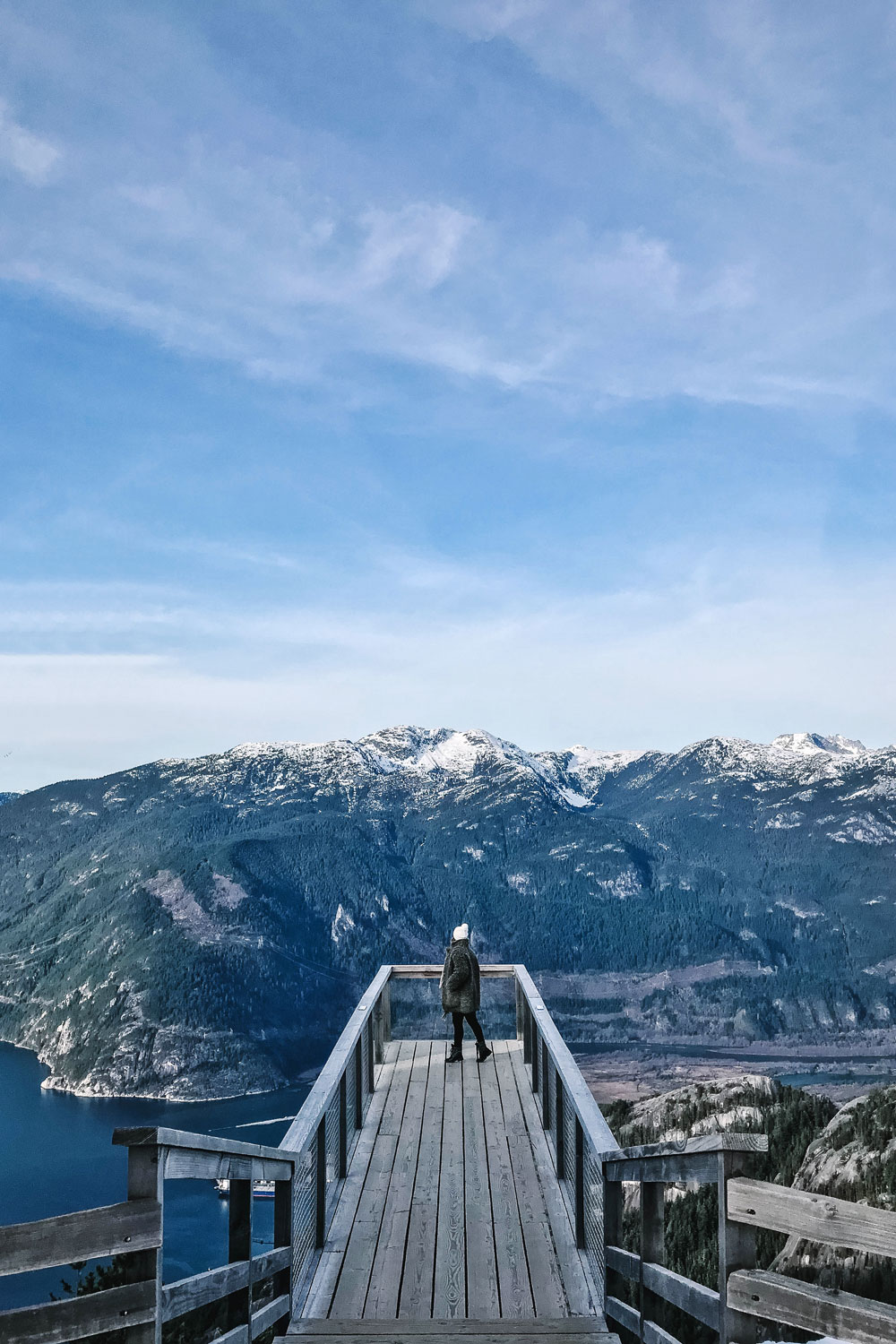 What to see in squamish bc sea to sky by To Vogue or Bust