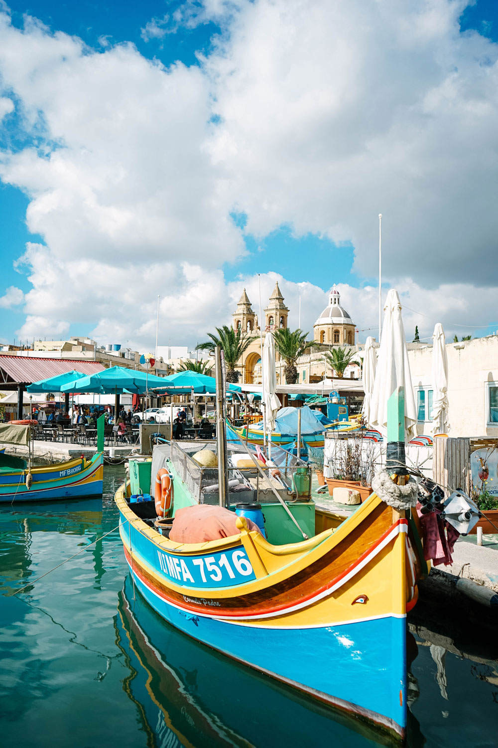 marsaxlokk guide malta by To Vogue or Bust