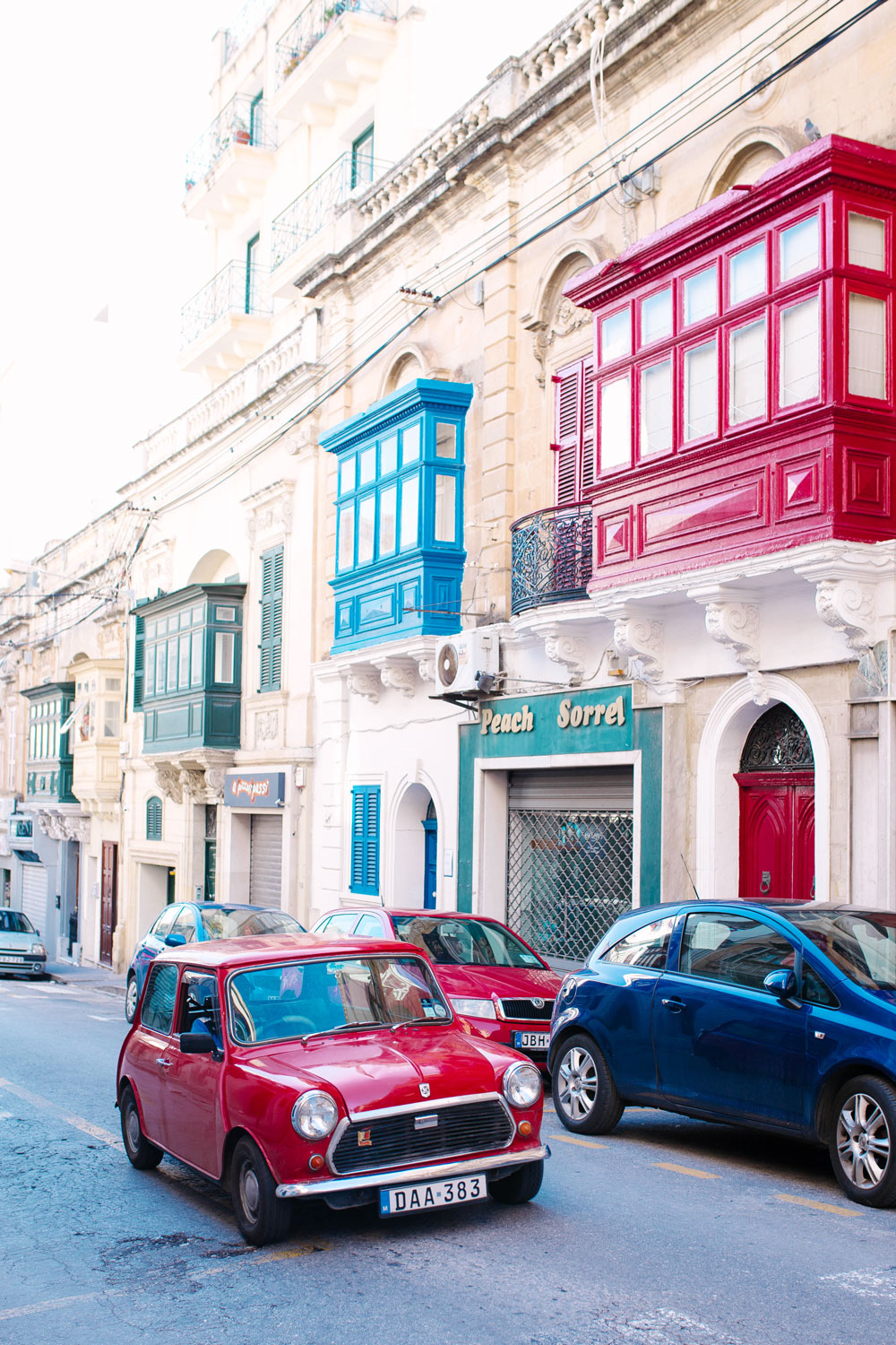 window boxes malta by To Vogue or Bust