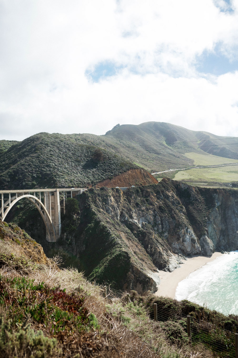 bixby street bridge by To Vogue or Bust