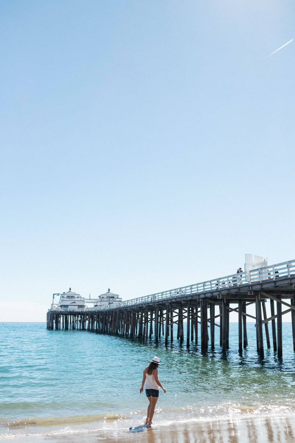 what to do in malibu pier by To Vogue or Bust