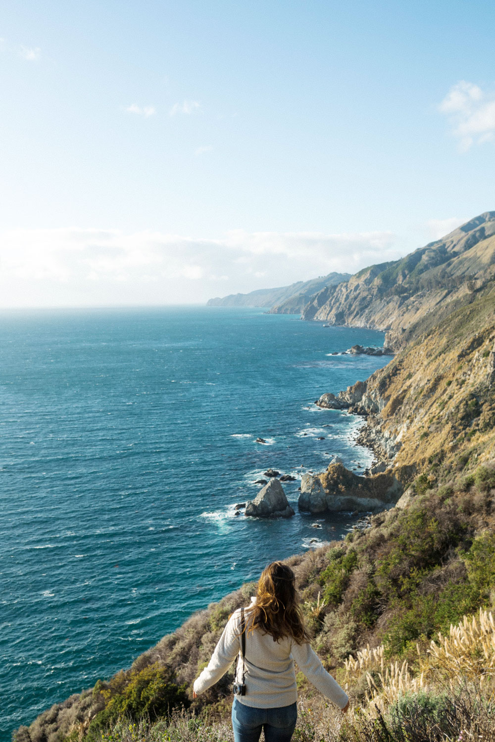 big sur travel itinerary by To Vogue or Bust