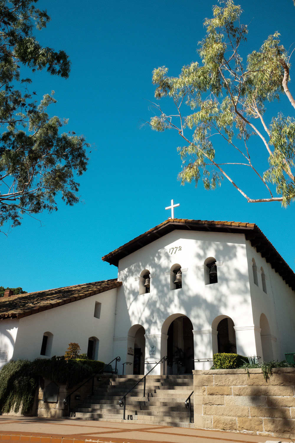 mission san luis obispo by To Vogue or Bust