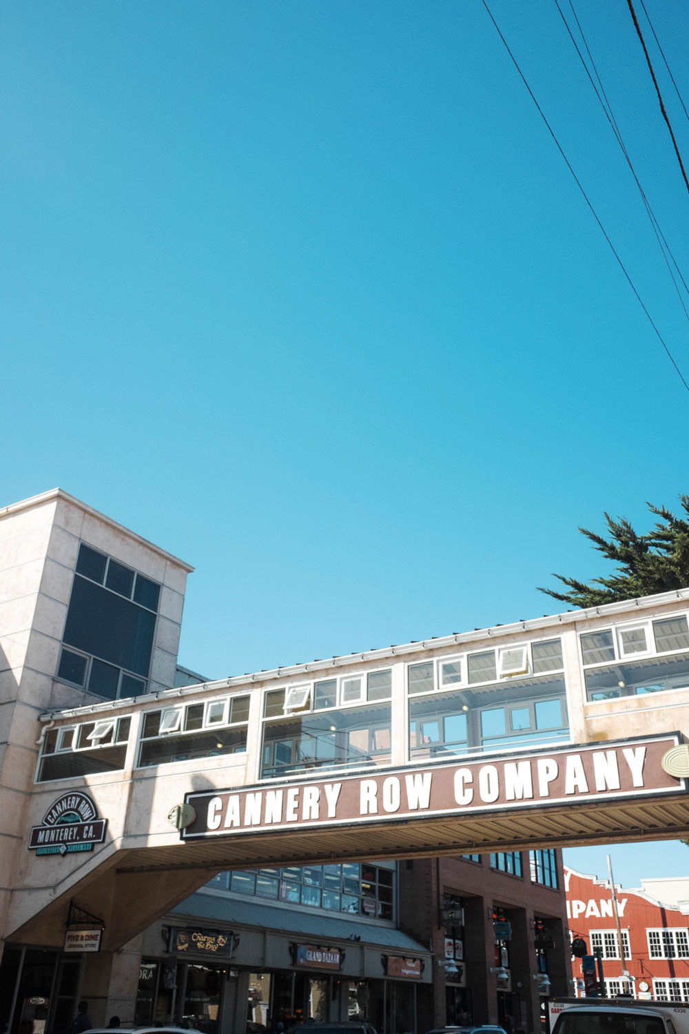 cannery row monterey by To Vogue or Bust