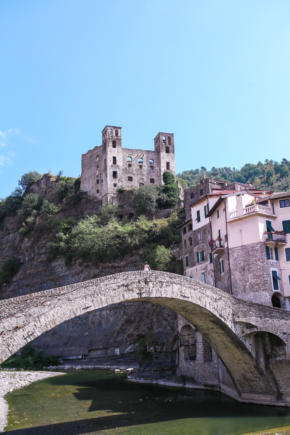 what to do in dolceacqua italy by To Vogue or Bust