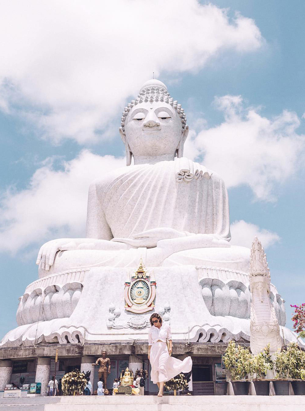 big buddha thailand by To Vogue or Bust