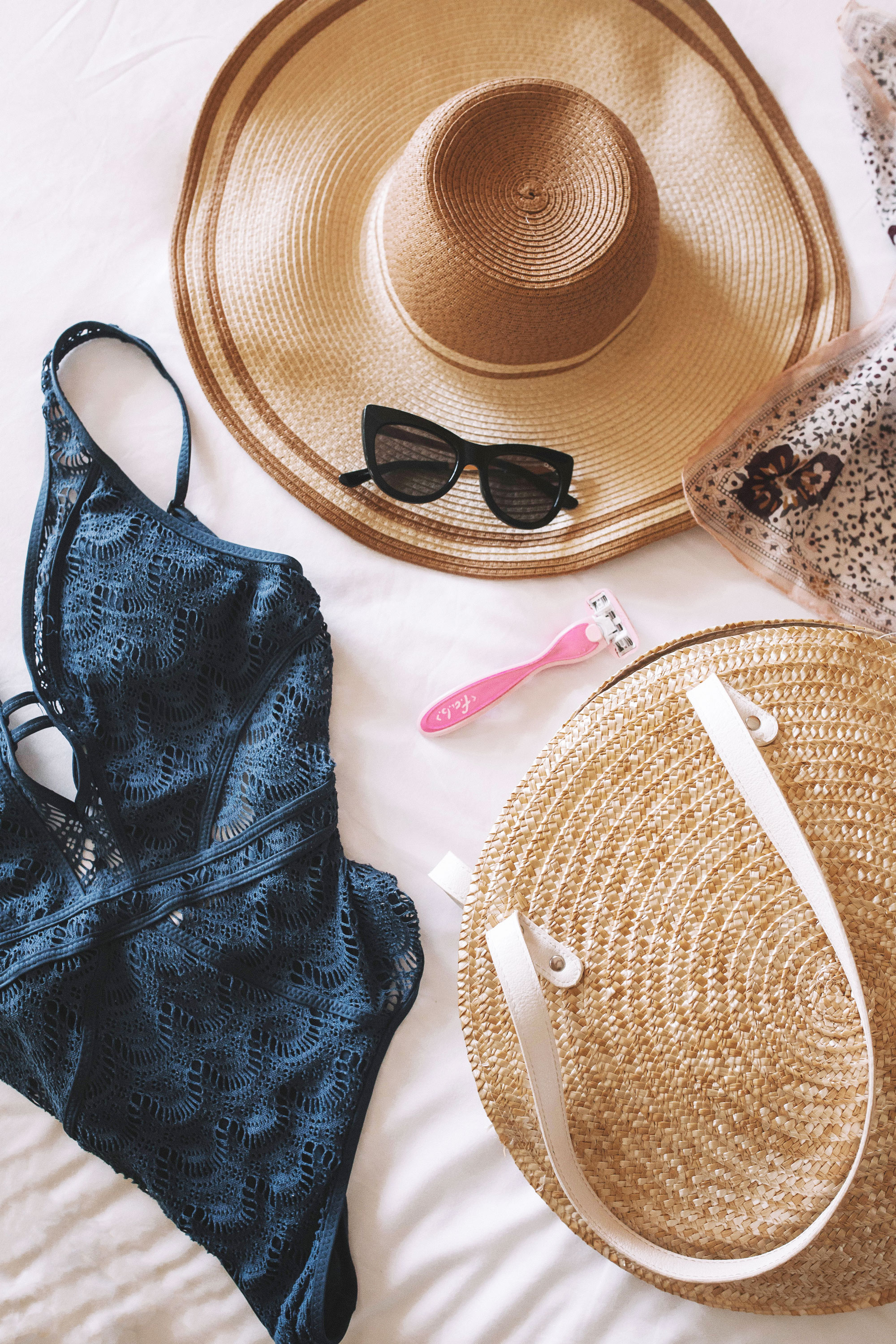 best one piece swimsuits by To Vogue or Bust