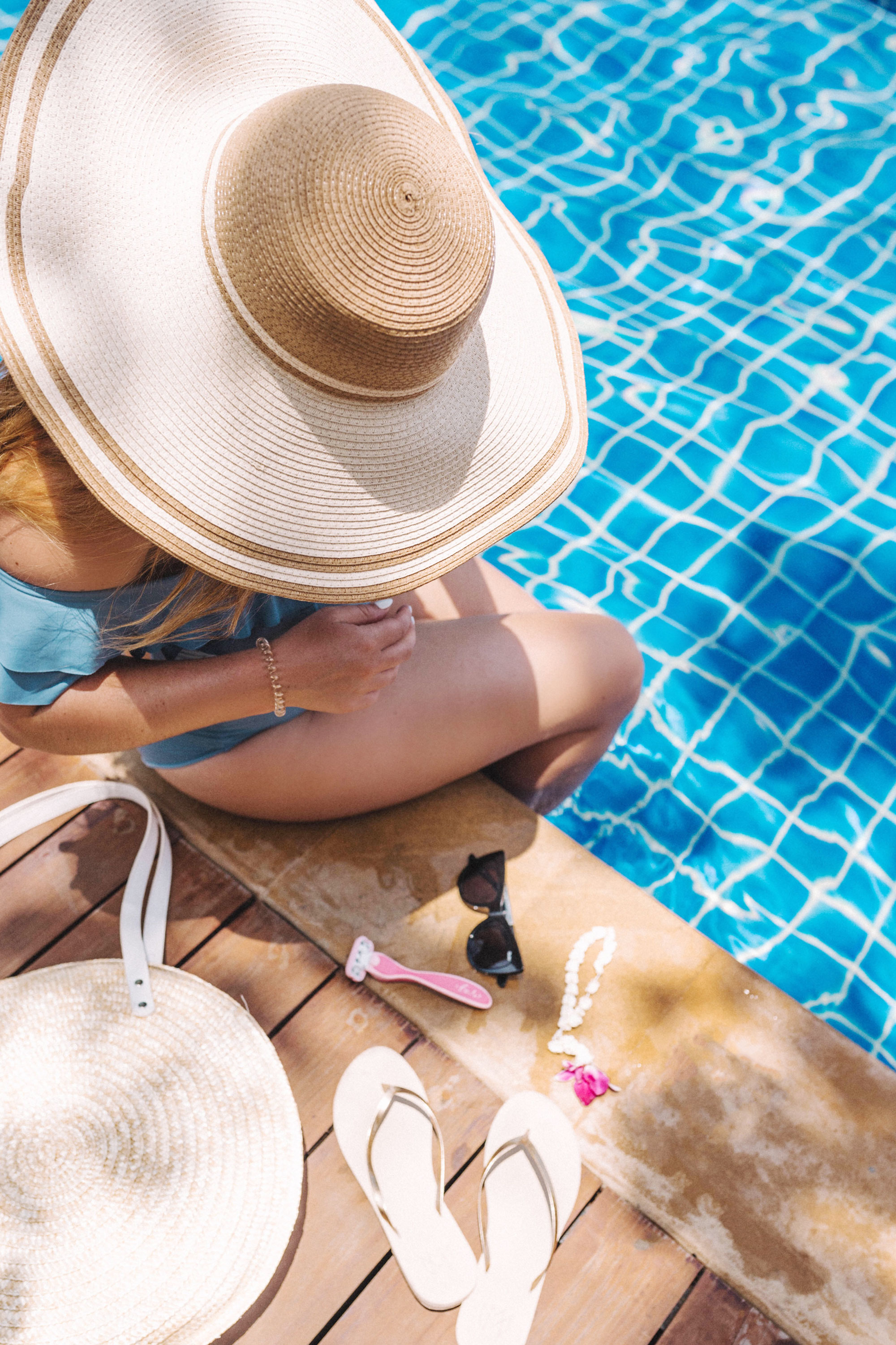 best packable sun hats by To Vogue or Bust