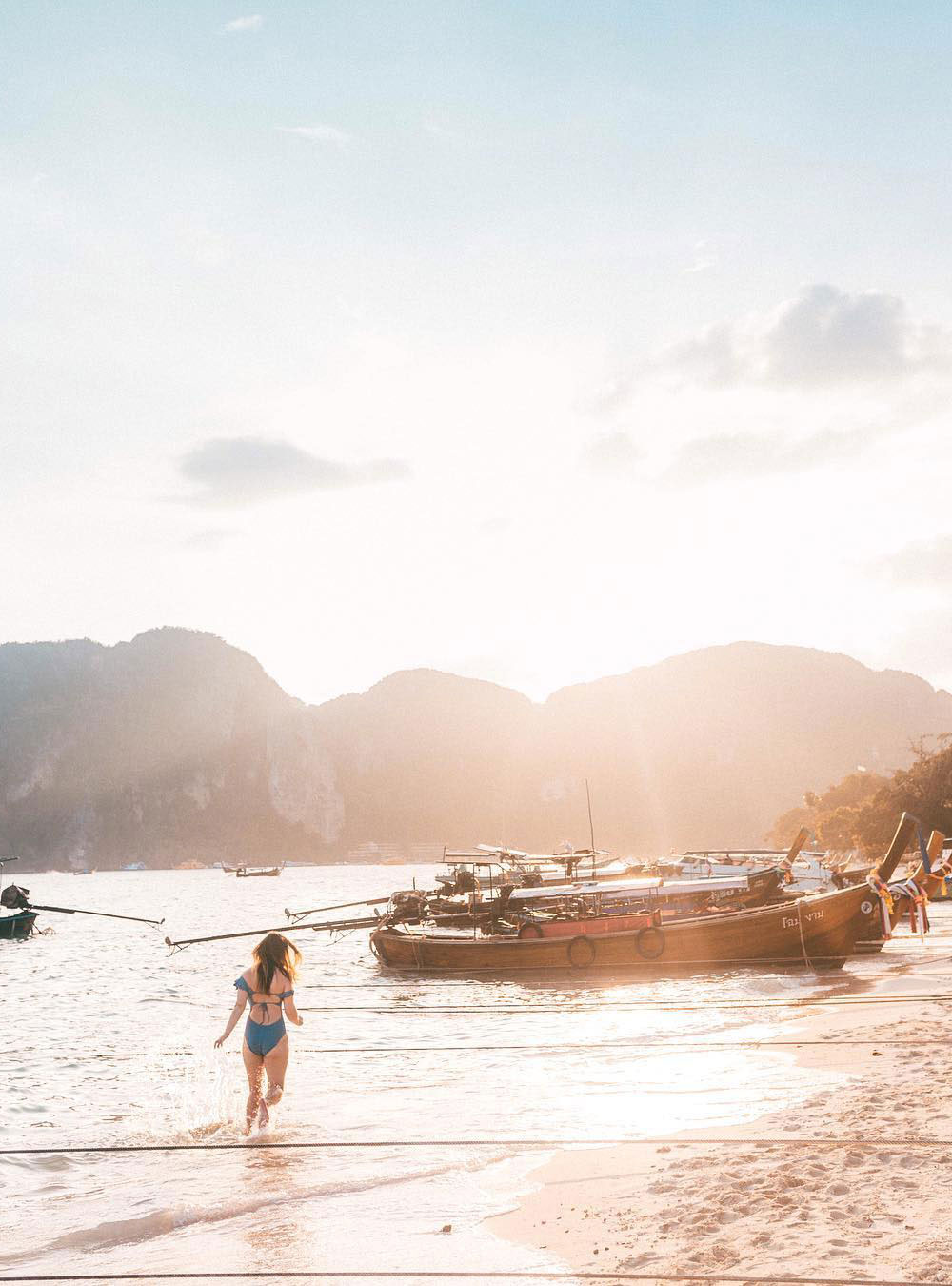 koh phi phi thailand by To Vogue or Bust