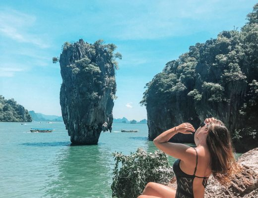 bond island thailand by To Vogue or Bust