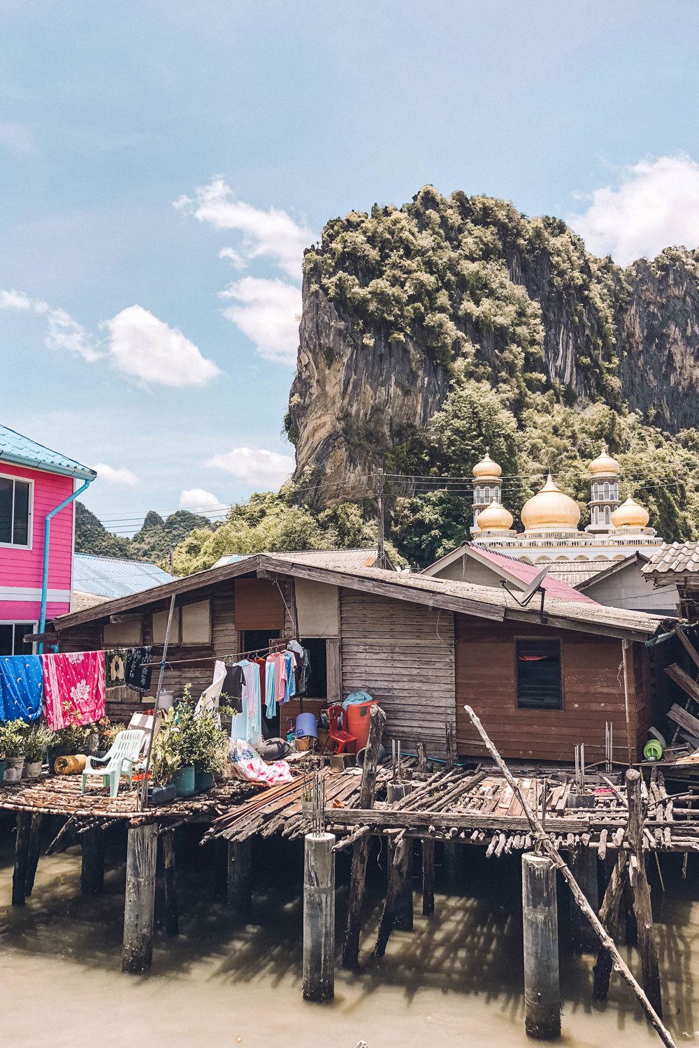 floating island thailand by To Vogue or Bust