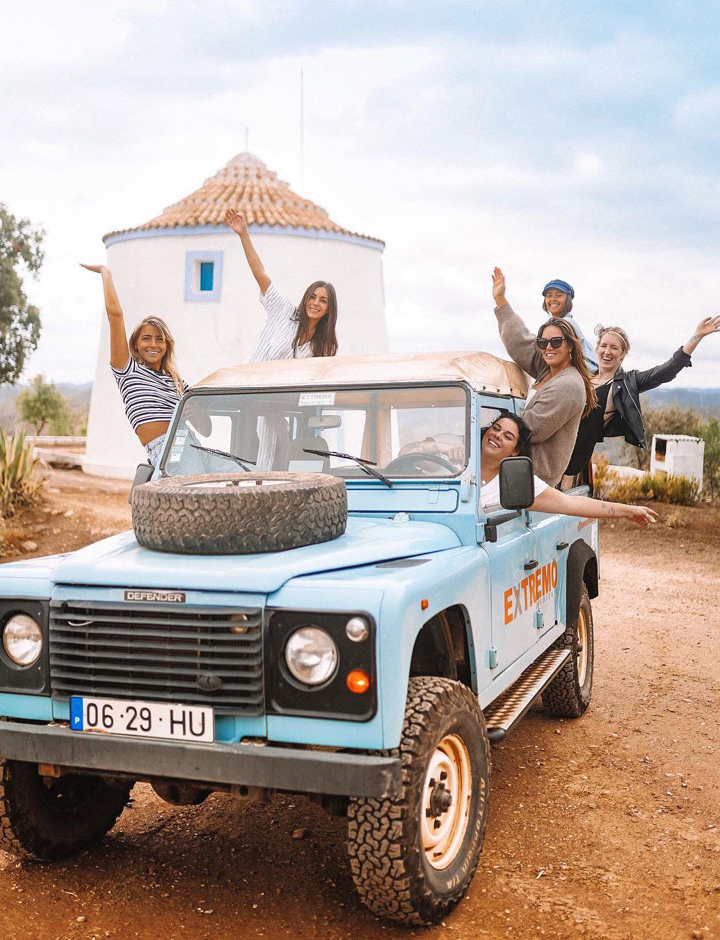 Jeep tour Portugal