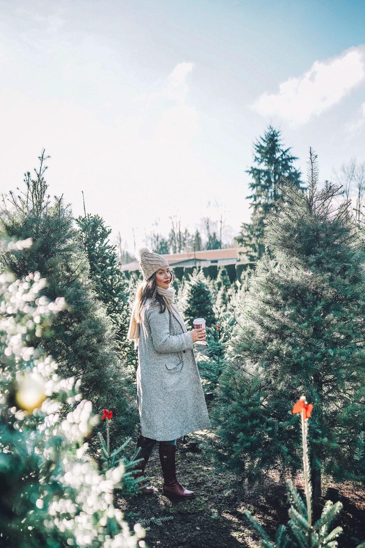 Christmas tree farms Vancouver