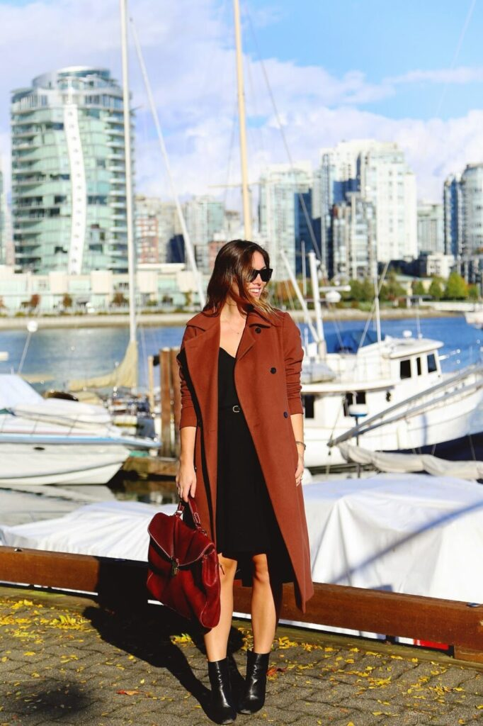 to vogue or bust, vancouver style blog, vancouver fashion blog, canadian fashion blog, canadian style blog, vancouver travel blog, canadian travel blog, alexandra grant, obakki coat, aritzia camisole, zara ankle boots, roots oxblood leather briefcase bag, h and m mens sunglasses, the poppy finch jewelry vancouver, aritzia wilfred belt, how to style oxblood, fall trends oxblood, how to wear oxblood, ways to wear oxblood, monochromatic styling, monochromatic style fashion, how to wear the monochromatic look, tonal dressing, fall 2014 trends, what to wear for fall, cute fall looks, sleek fall style, minimalist fall style, top fashion blog, top style blog, top travel blog, best fashion blog, best style blog, best travel blog, best fashion blogs to follow