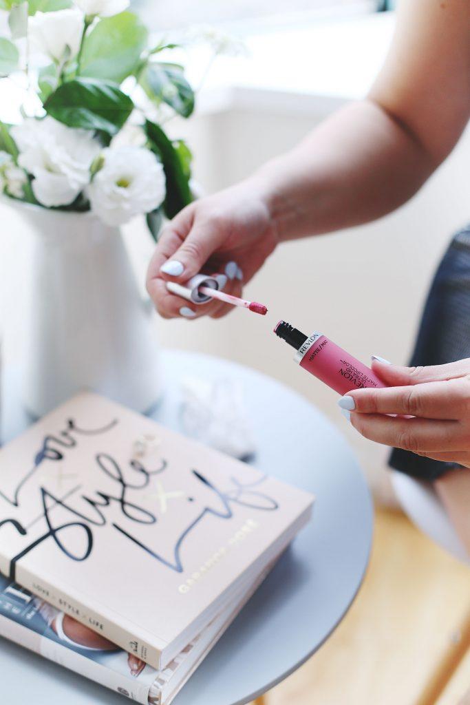 Revlon matte lipstick