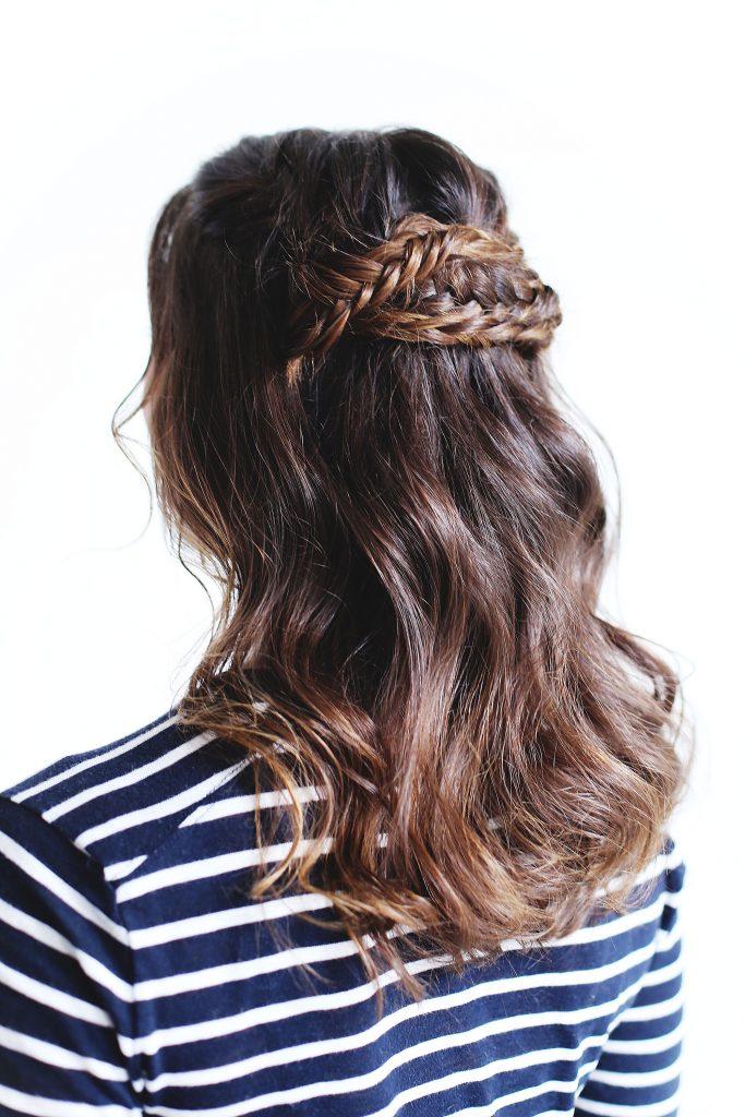 Best second day hair tutorials
