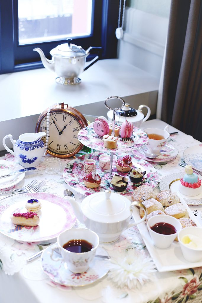 Where to have high tea in London.