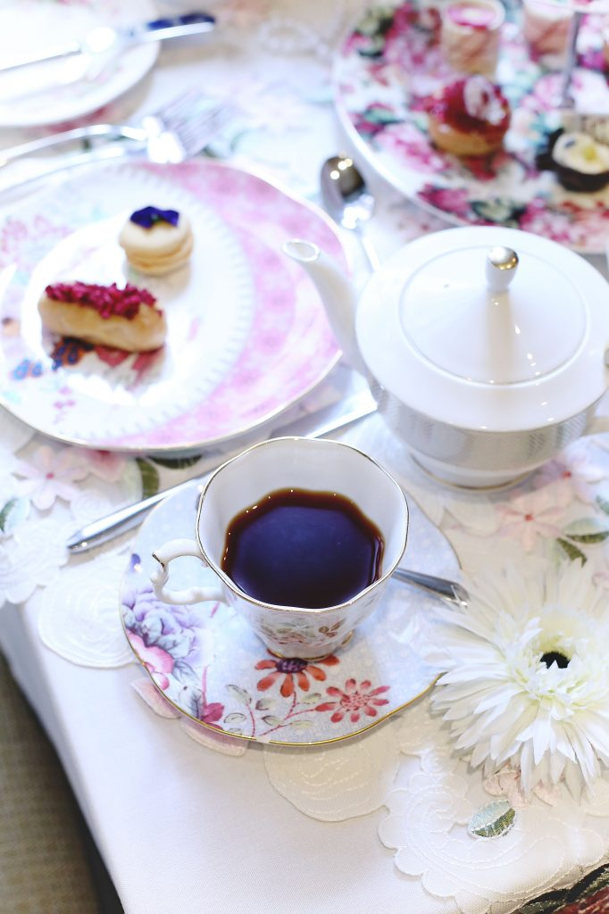 Where to have afternoon tea in London.