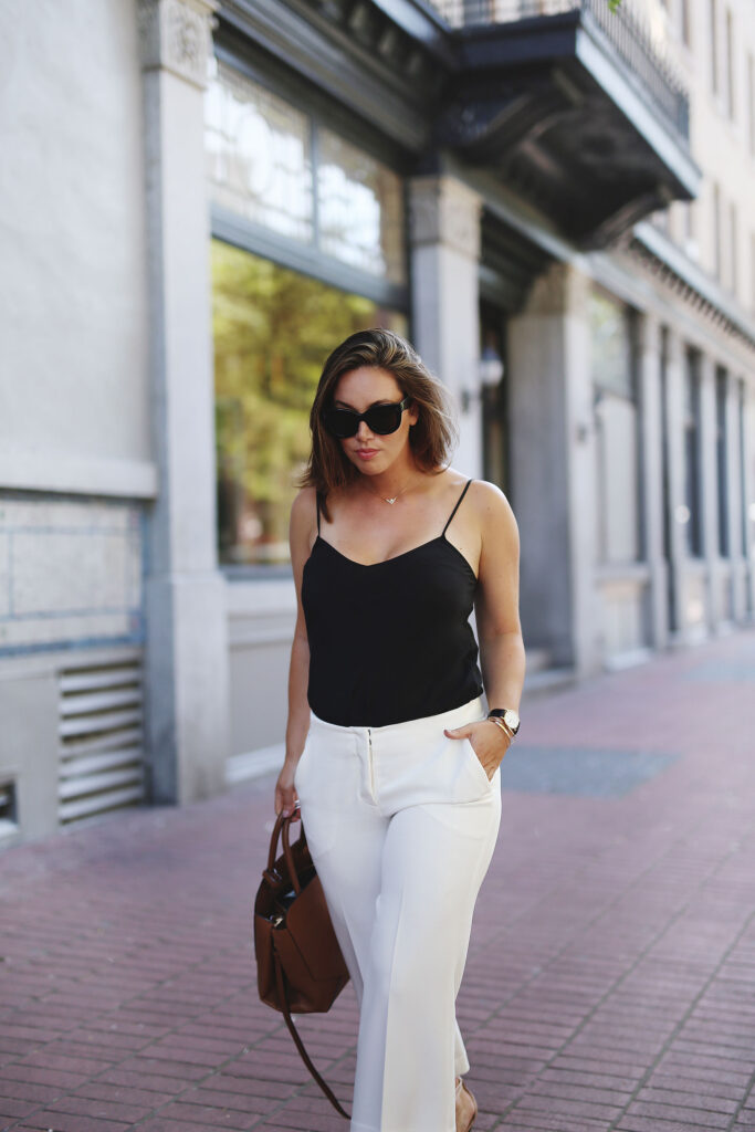 How to style culottes for summer
