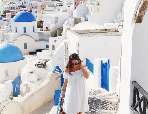 What to pack for Greece for 3 weeks