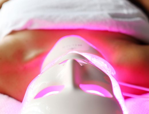 LED facial benefits