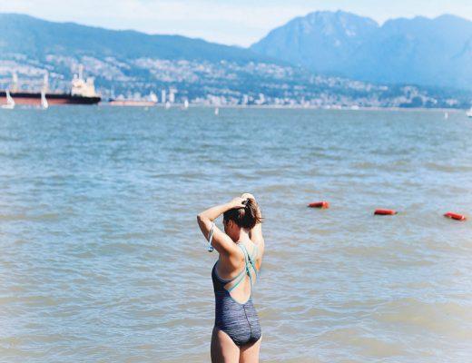 Printable swimming workout