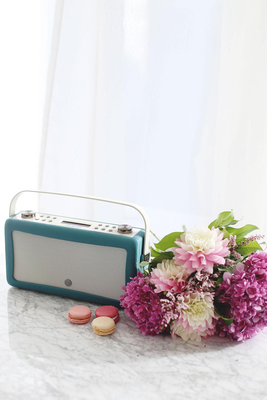 VQ UK Hepburn MK II speaker