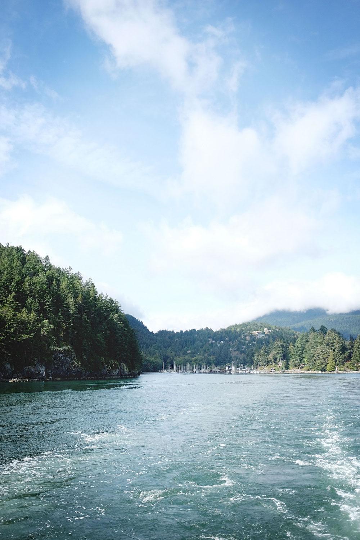 Best yoga retreats in British Columbia, Canada: Nectar Yoga B&B on Bowen Island