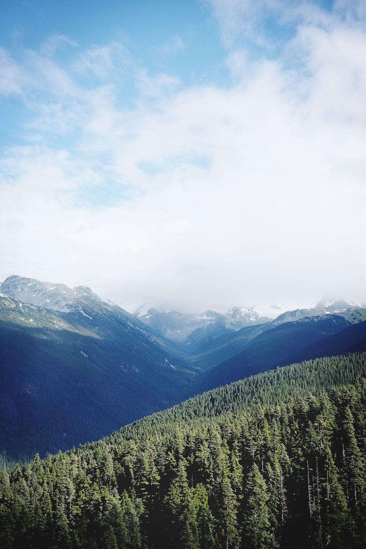 Whistler travel tips: ride the peak to peak gondola at Blackcomb, Whistler