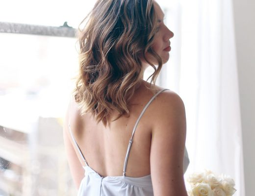 How to get perfect curls with a curling iron featuring Chris Weber Hair on To Vogue or Bust using Kevin Murphy products