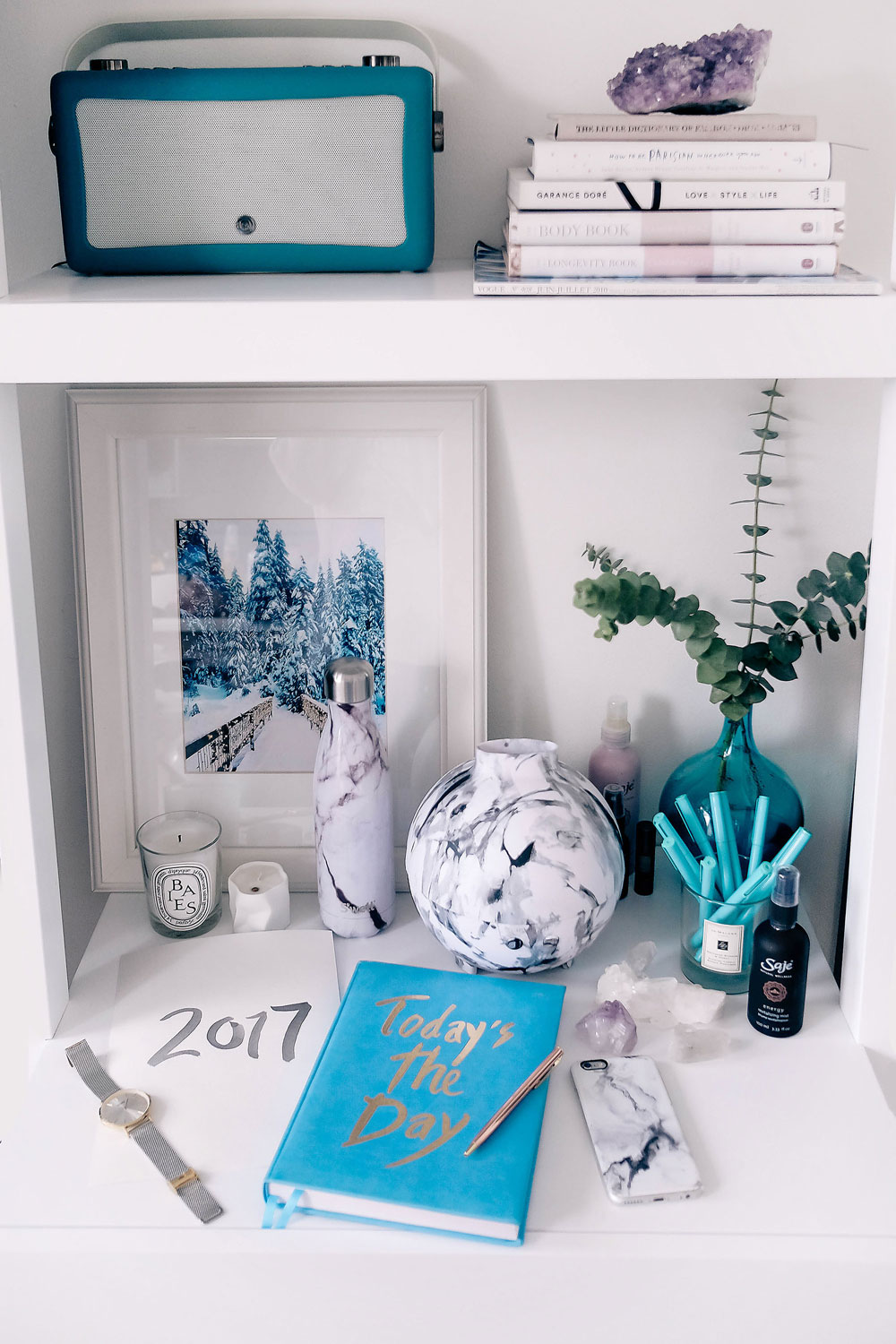 How to set strong resolutions for 2017, with resolution setting tips by To Vogue or Bust