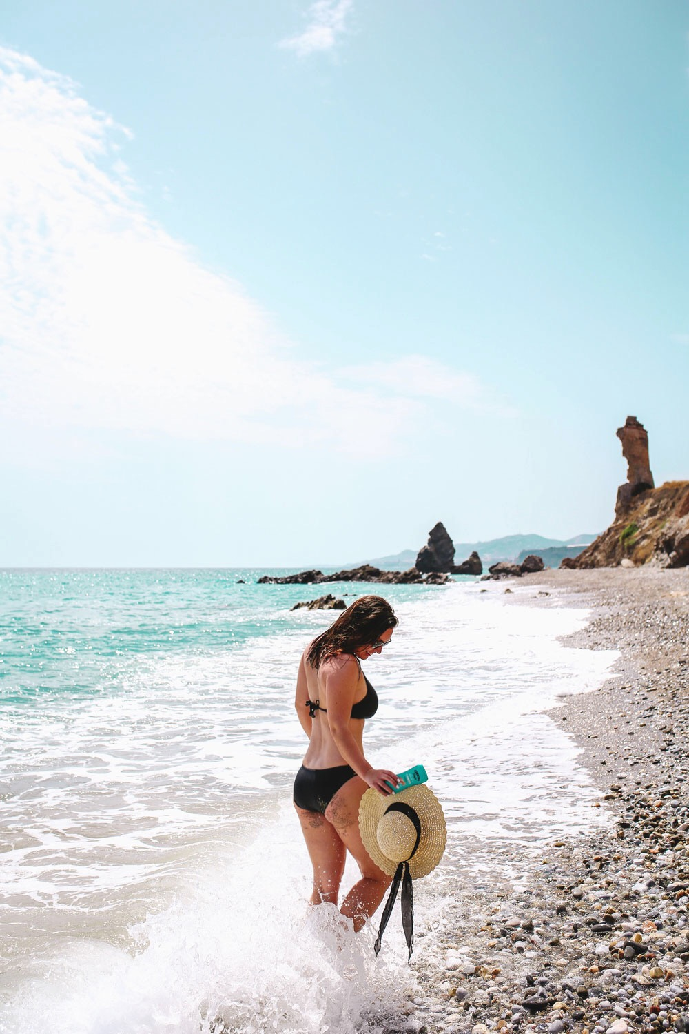 Best beaches in costa del sol by To Vogue or Bust